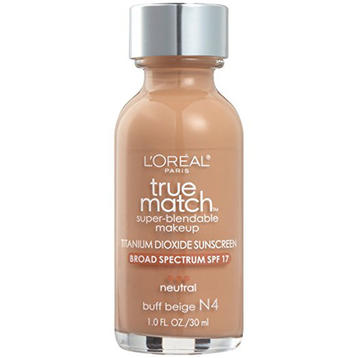 Best Drugstore Cult Beauty Buys - L'Oreal True Match Super Blendable Makeup