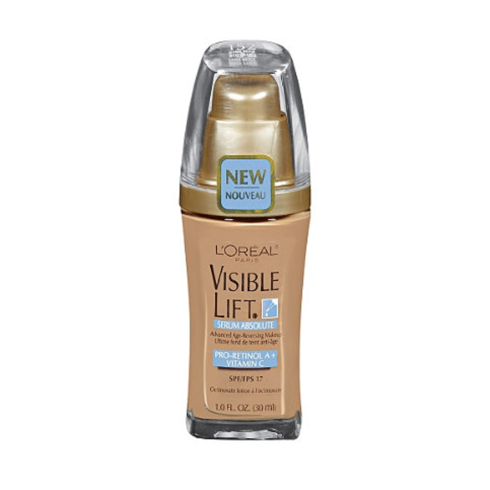 Best Foundations for Mature Skin - L'Oreal Visible Lift Serum Absolute Foundation