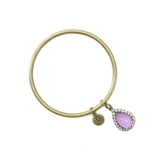 Best Lilac Bests - Loren Hope Carrie Bangle in Lilac