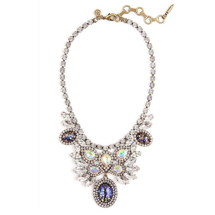 Best Crystal Statement Necklaces - Loren Hope Lola Necklace in Pixie