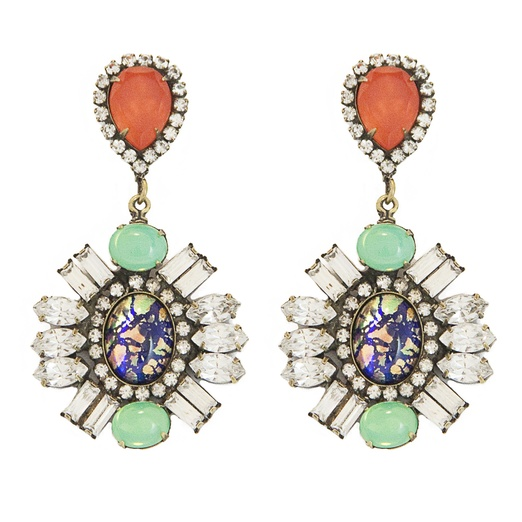 Best Jewels that Make the Best Statement this Season! - Loren Hope Perla Earrings