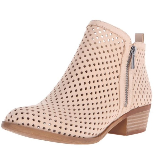 Best Nude Shoes For Summer - Lucky Brand Basel3 Boot