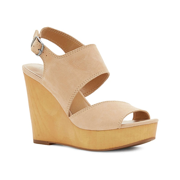 Best Buys From Lucky's Sale - Lucky Brand Lattela Wedge