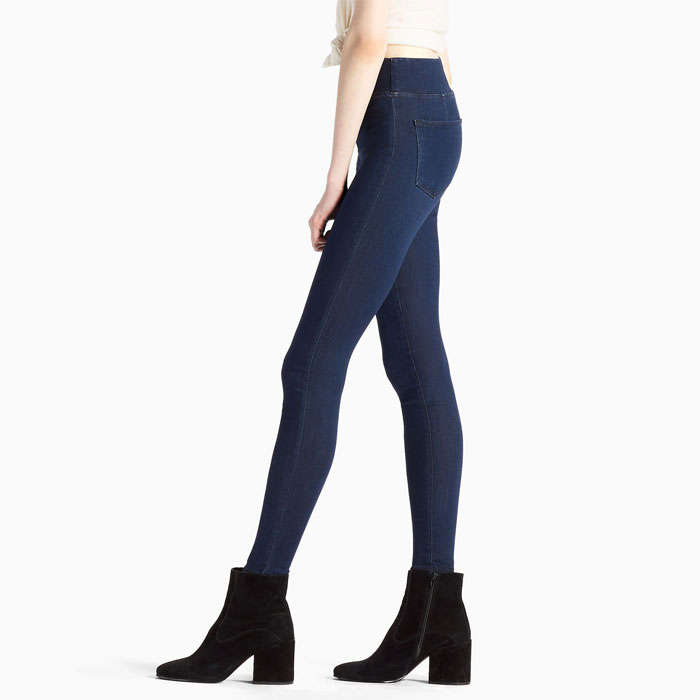 Best Lucky Brand Fall Fashion Finds - Lucky Brand Lucky Legging Jean In Bridgeport
