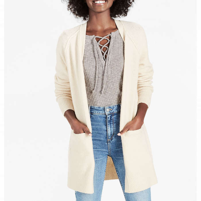Best Lucky Brand Fall Fashion Finds - Lucky Brand Malibu Cardigan