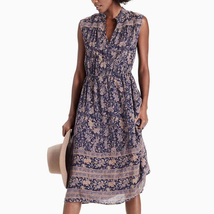Best Lucky Brand Fall Fashion Finds - Lucky Brand Michelle Dress