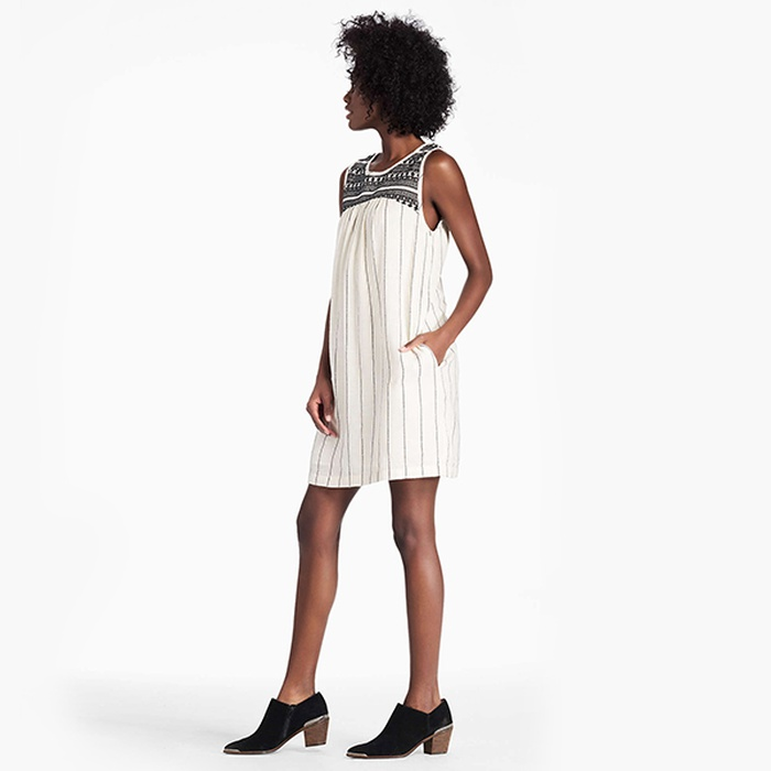 Best Buys From Lucky's Sale - Lucky Brand Mila Dress