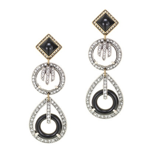 Best Jewels that Make the Best Statement this Season! - LULU FROST FOR J.CREW EQUINOX EARRINGS
