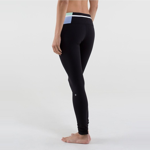 Best Workout Tights - lululemon wunder under pants in full on luon