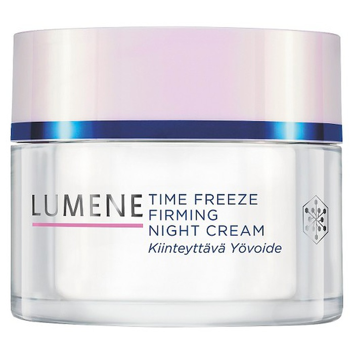 Best Drugstore Night Creams - Lumene Time Freeze Firming Night Cream