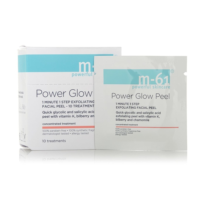 Best At Home Peels for Sensitive Skin - M-61 Power Glow Peel