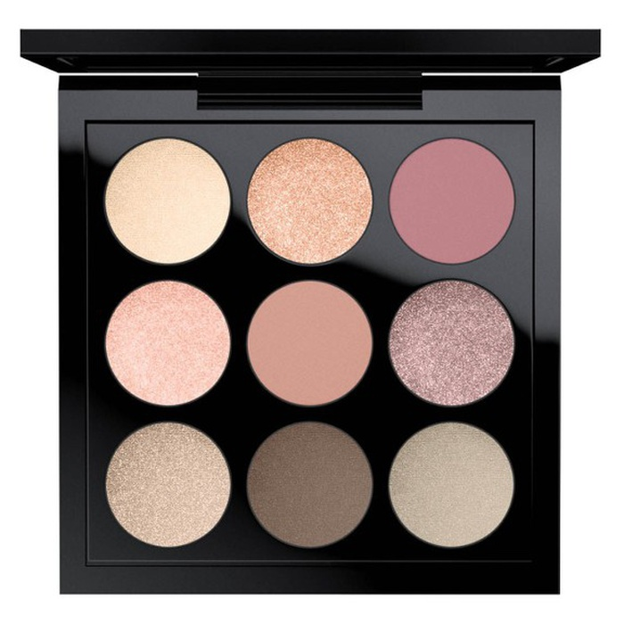 Best Summer Eyeshadow Palettes - MAC Solar Glow Times Nine Eyeshadow Palette