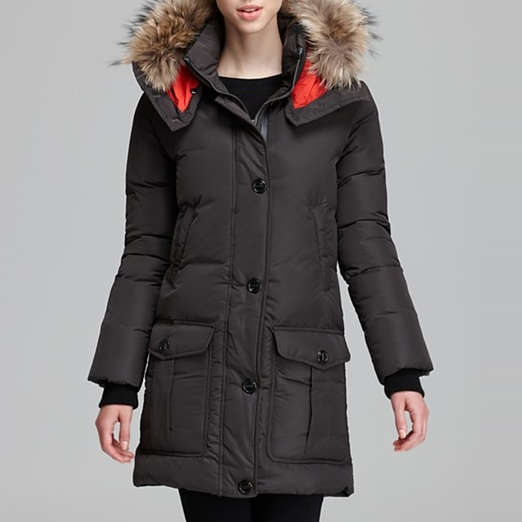 Best Pull out all the Tops... - Mackage Chaska Lavish Fur Trim Parka