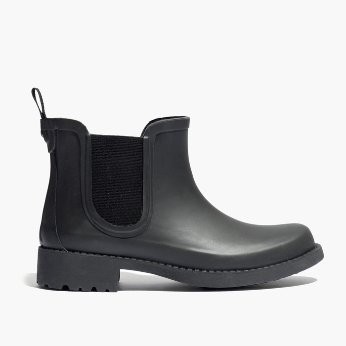 Best Rain Boots - Madewell the Chelsea Rain Boot