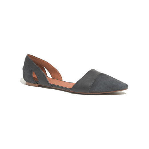 Best d'Orsay Flats - Madewell the d'Orsay flat