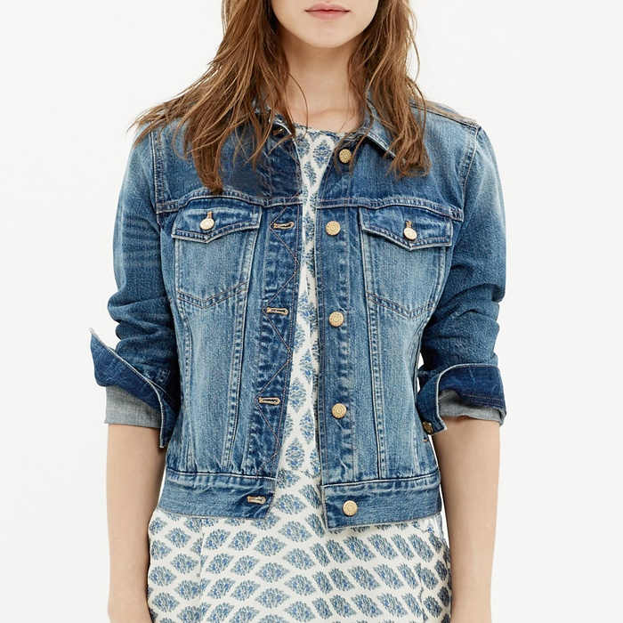 Best Denim Jackets - Madewell The Jean Jacket