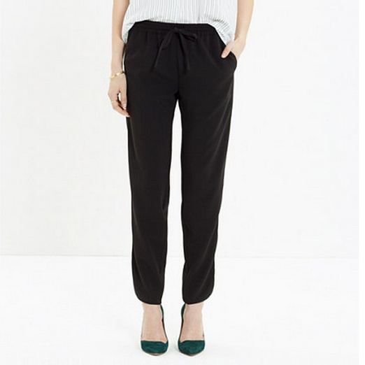Best Track Pants - Madewell Track Trousers