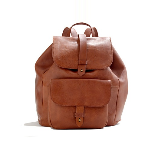 Best Leather Backpacks - Madewell Transport Rucksack