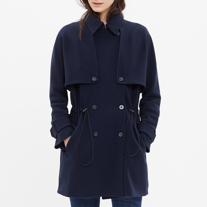Best Spring Jackets - Madewell Travel Trench Coat