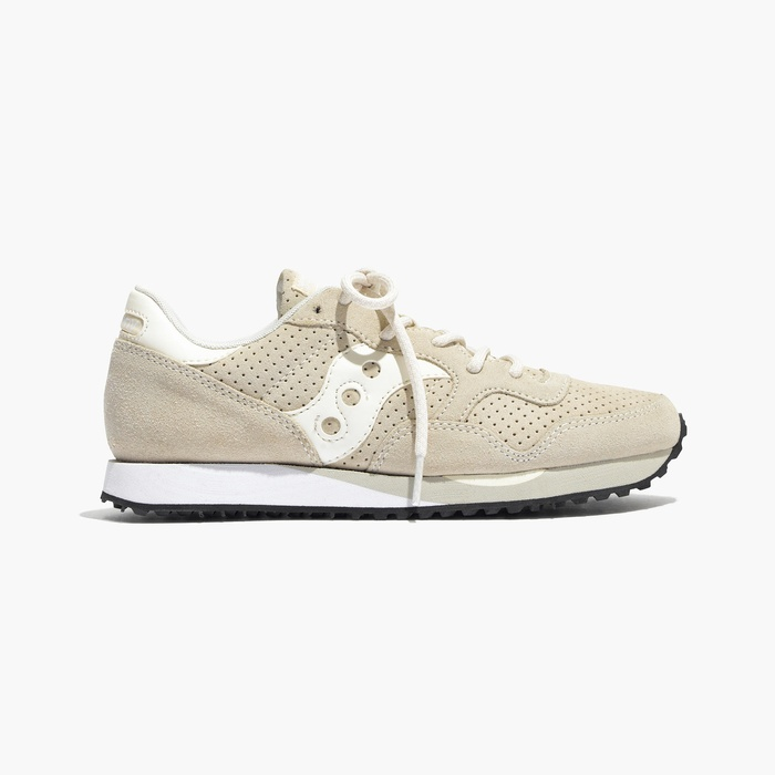 Best Fashion Sneakers Under $150 - Madewell x Saucony DNX Trainer Sneakers