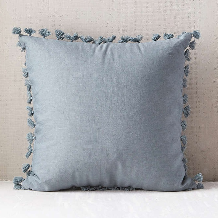 Best Throw Pillows Under $50 - Magical Thinking Avery Tassel Pillow
