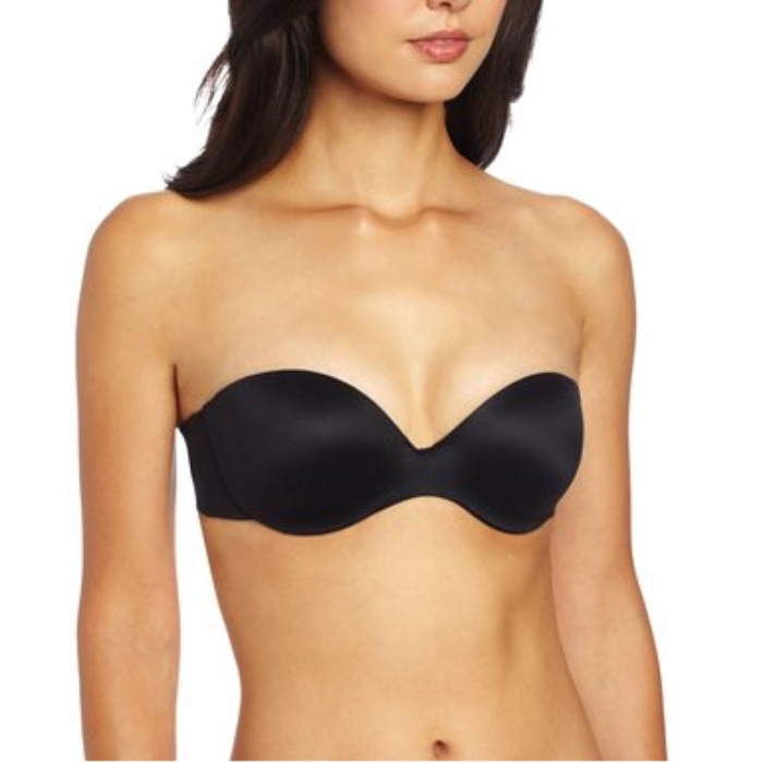 Best Strapless Bras of 2016 - Maidenform Comfort Devotion Custom Lift Strapless Bra