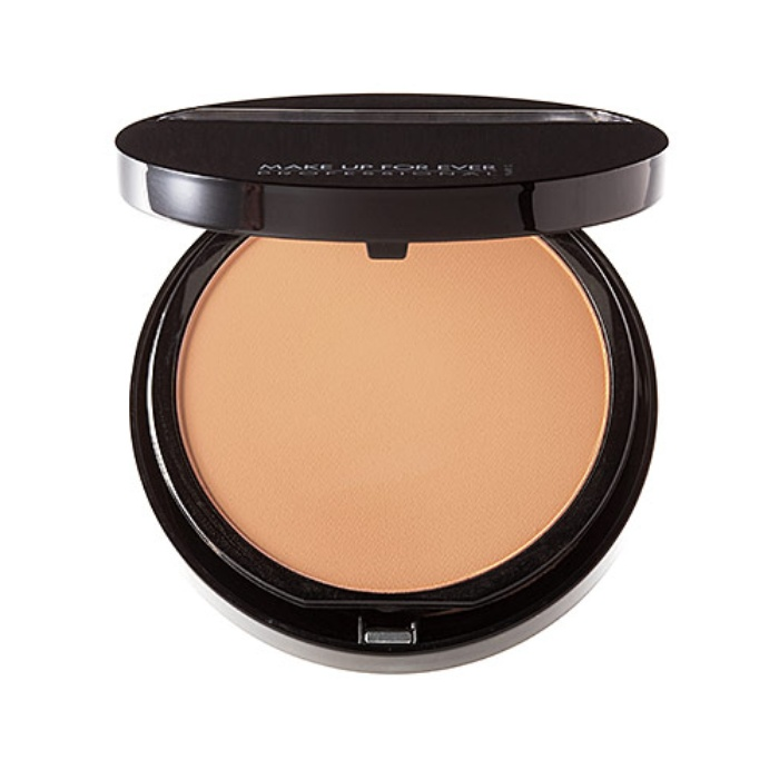 Best Pressed Powder Foundation - Make Up For Ever Duo Mat Powder Foundation