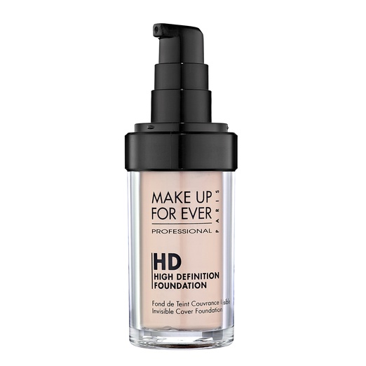 Best Liquid Foundations - Make Up For Ever HD Invisible Cover Foundation