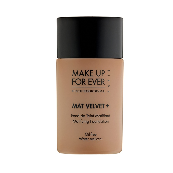 Best Ten Tear Proof Makeup Products - Make Up For Ever Mat Velvet + Matifying Foundation