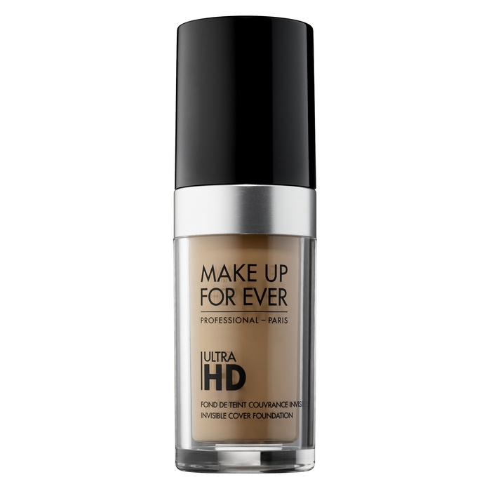 Best High Definition Makeup - Make Up For Ever Ultra HD Invisible Cover Foundation