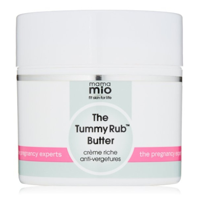 Best Stretch Mark Prevention Creams and Oils - Mama Mio The Tummy Rub Butter