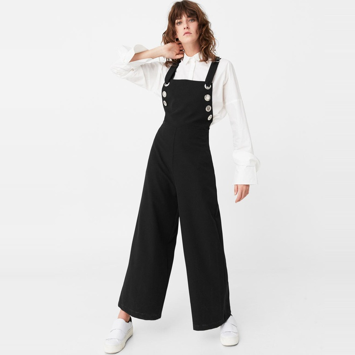 Best Jumpsuits - Mango Buckled Jumpsuit