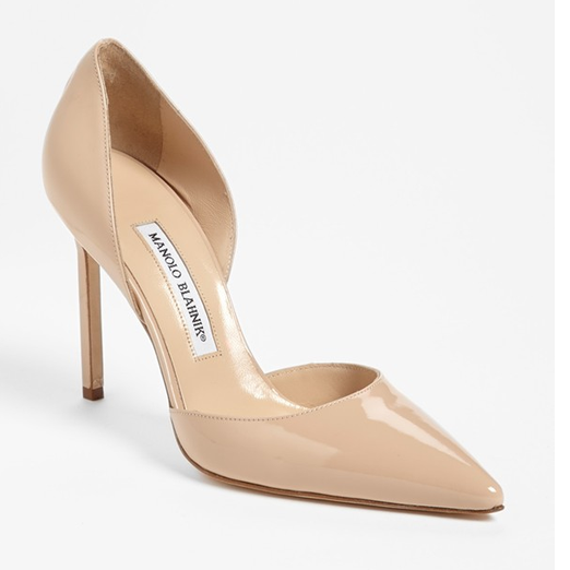 Best d'Orsay Pumps - Manolo Blahnik Tayler d'Orsay Pumps