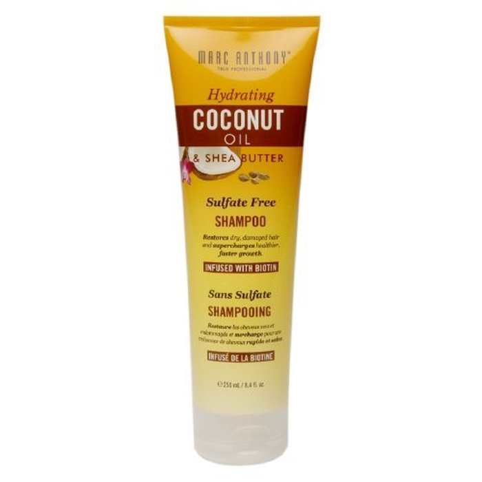 Best Drugstore Moisturizing Shampoos - Marc Anthony True Professional Hydrating Coconut Oil & Shea Butter Shampoo