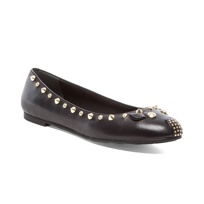 Best Novelty Loafers and Flats - Marc by Marc Jacobs Mouse Moto Ballet Flats