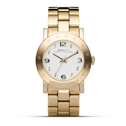 "Best Trendy Watches - MARC BY MARC JACOBS ""New Amy"" Watch"