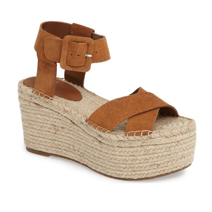 Best Flatform Sandals - Marc Fisher LTD. Randall Platform Wedge