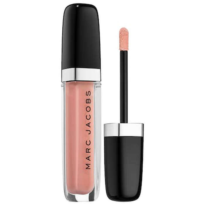 Best Nude Lip Glosses - Marc Jacobs Beauty Enamored Hi-Shine Lip Lacquer Lipgloss in Moonglow