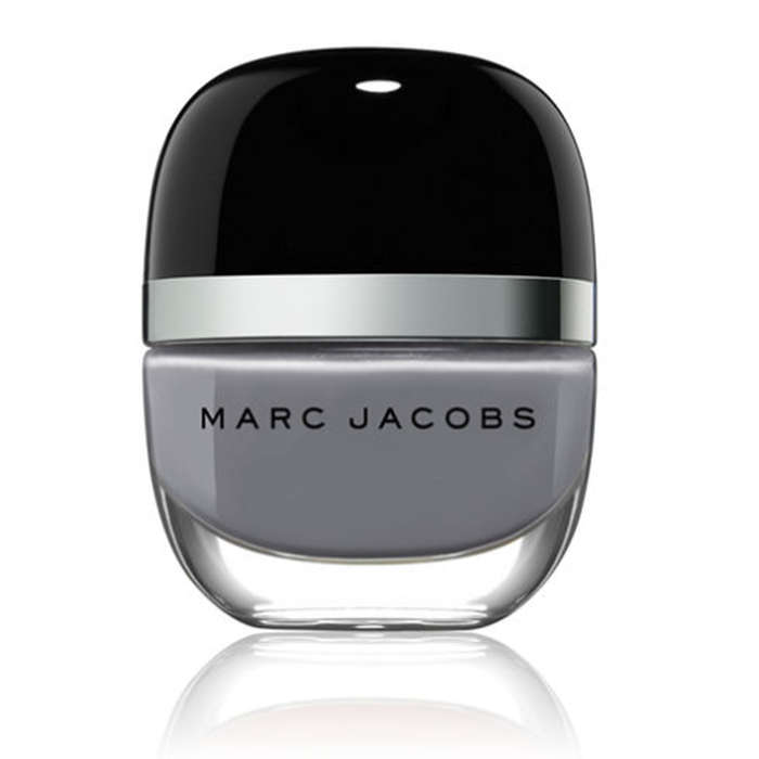 Best Grey Nail Polishes - Marc Jacobs Beauty Enamored Hi-Shine Nail Polish in Confession
