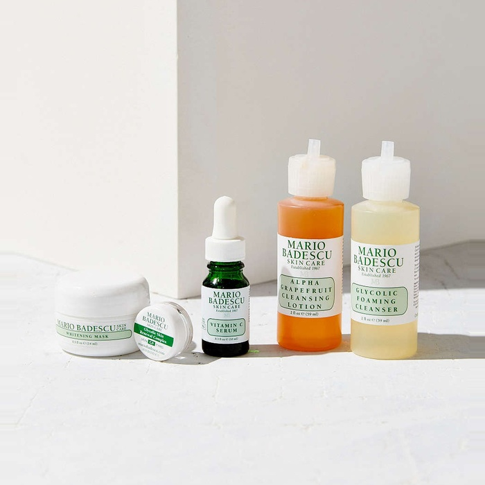 Best Skincare Gift Sets - Mario Badescu Brightening Kit