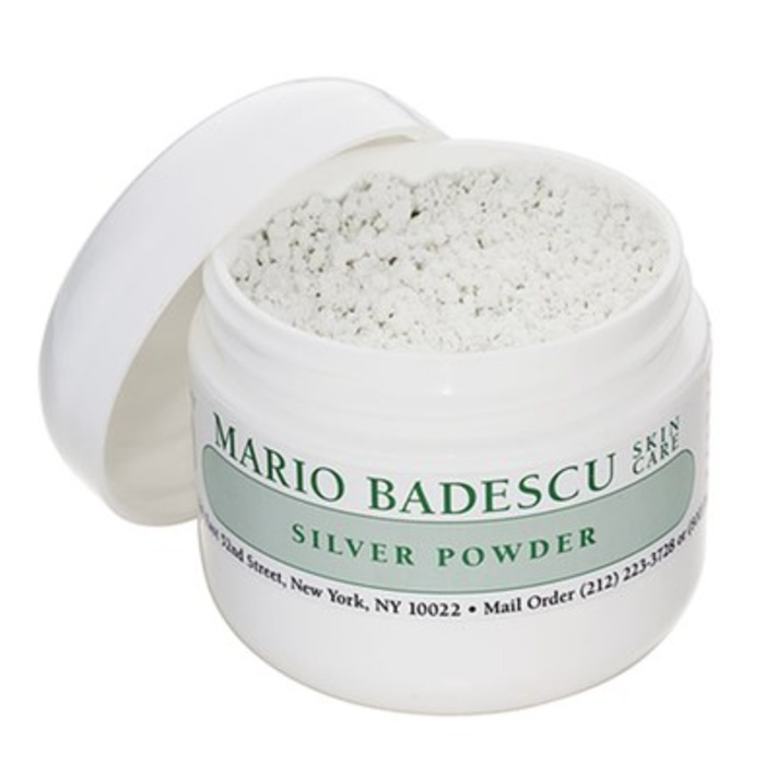 Best Blackhead Removal Products - Mario Badescu Silver Powder