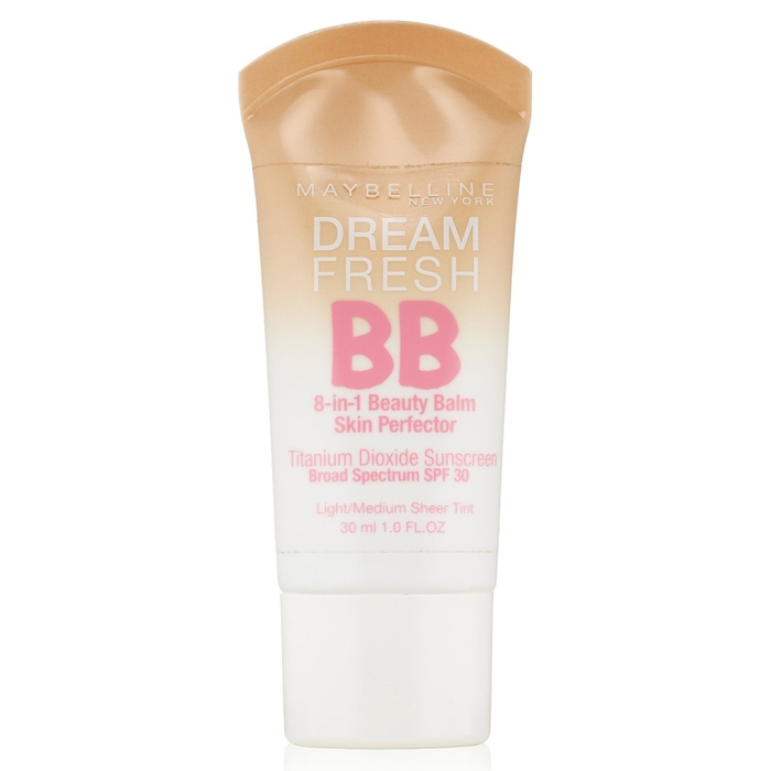 Best Best-selling Drugstore Foundations - Maybelline Dream Fresh BB Cream SPF 30