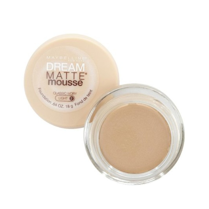 Best Best-selling Drugstore Foundations - Maybelline Dream Matte Mousse Foundation
