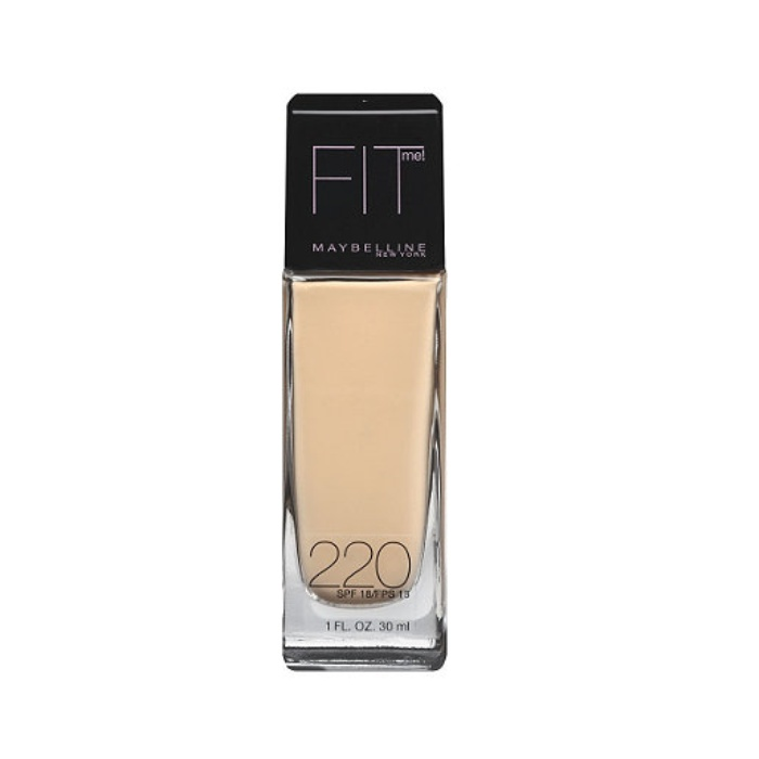 Best Best-selling Drugstore Foundations - Maybelline Fit Me Foundation