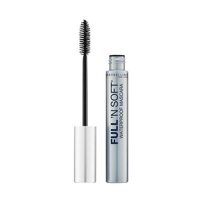 Best Drugstore Mascaras - Maybelline Full N' Soft Waterproof Mascara