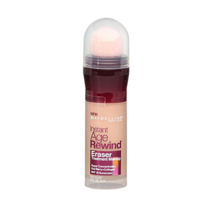 Best Foundations for Mature Skin - Maybelline Instant Age Rewind Eraser Treatment Makeup