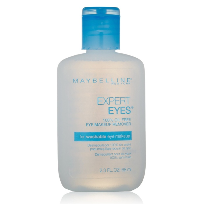 Best Eye Makeup Removers - Maybelline New York Expert Eyes Eye Makeup Remover
