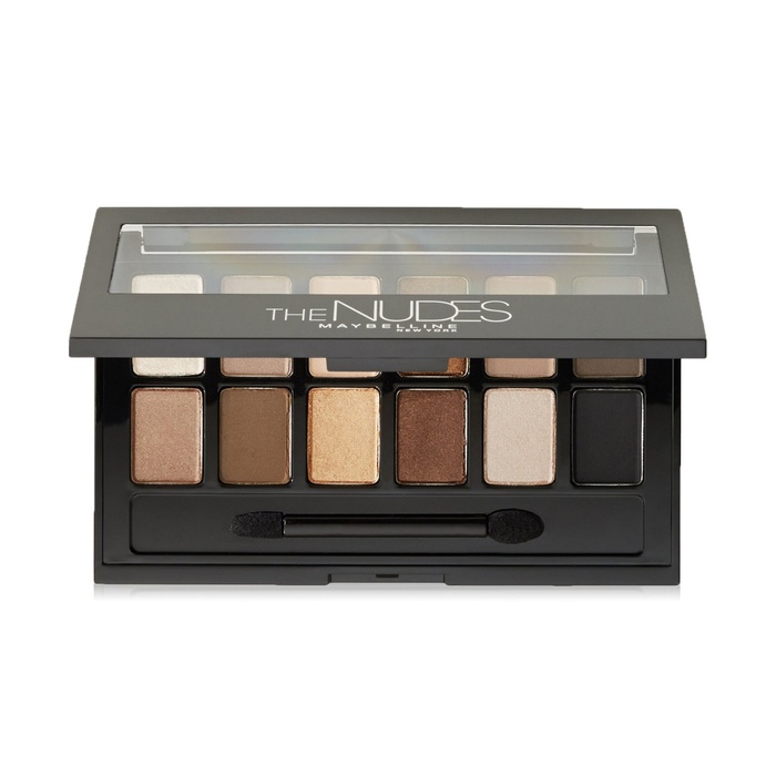 Best Eyeshadows Under $15 - Maybelline New York The Nudes Eyeshadow Palette