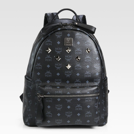 Best Stylish Backpacks - MCM Six Stud Stark Backpack