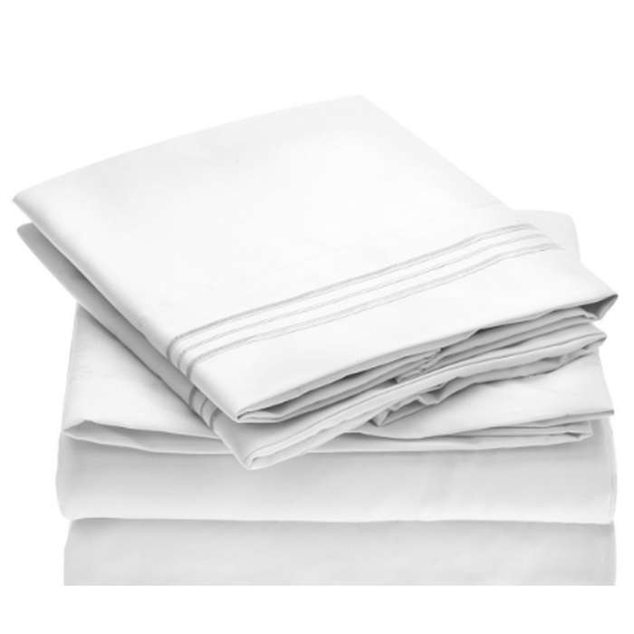 Best Guest Room Essentials - Mellanni Bed Sheet Set